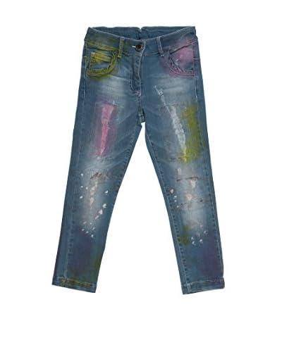 MISS GRANT Jeans [Blu denim]
