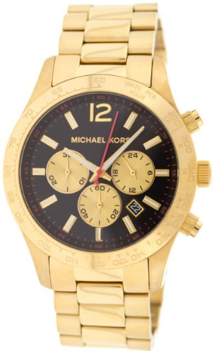 Michael Kors Men's MK8246 Layton Gold Watch