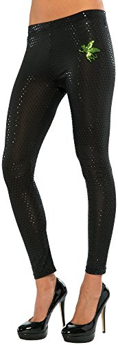 Rubie's Costume Co Women's Wizard Of Oz Wicked Witch Of The West Leggings