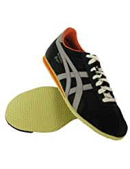 Onitsuka Tiger Runspark OG SV Black Grey Mens Trainers
