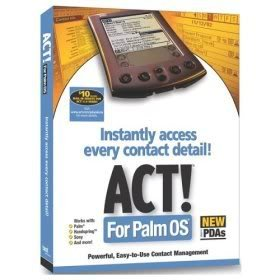 Act! for Palm Os