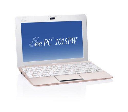 Asus Eee Pc 1015Pw-Mu27-Pi 10.1-Inch Led Netbook - Pink