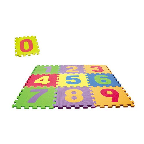 Edutile Foam Numbers Letters Case Letters Floor Tiles