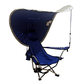 Kelsyus Backpack Chair with UV Canopy