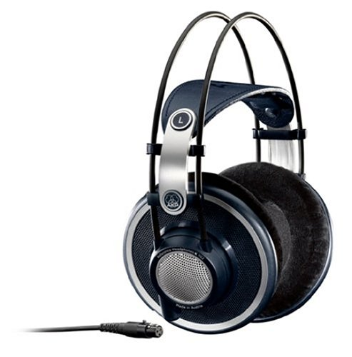 AKG プロフェッショナルスタジオモニター・オープンヘッドフォン K702