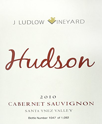2010 J Ludlow Vineyard Santa Ynez Valley 'Hudson' Cabernet Sauvignon 750 Ml