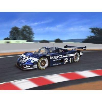 Revell-Modellbausatz-07250-Sauber-Mercedes-C-9-im-Mastab-124