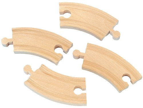 Maxim Enterprise Short Curved Track (4-Piece)