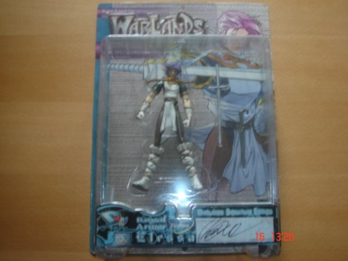 WARLANDS SERIES 1-ROYAL ARMOR ELLESSA ACTION FIGURE BY FANDOM