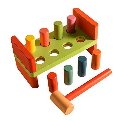 Kidken Hammer Peg wooden toys,toys