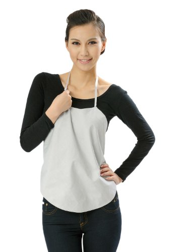Anti-Radiation Mom Baby Protective Shield Maternity Clothes Belly Tee 8901306 front-344983