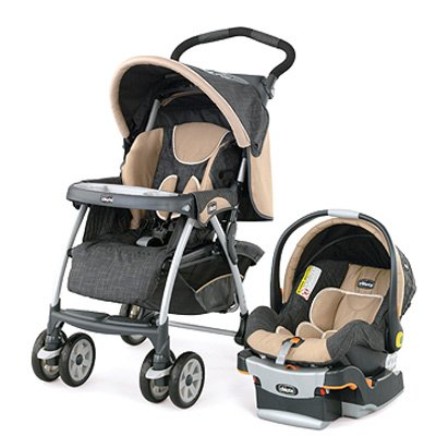 Cortina Travel System with KeyFit 22