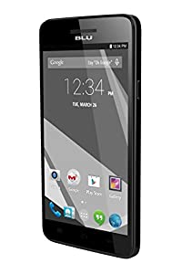 BLU Studio 5.0 C HD Smartphone - Unlocked - Black