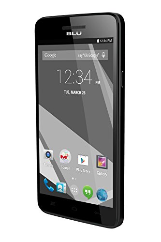 BLU Studio 5.0 C HD Smartphone - Unlocked - Black