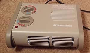 Amazon Com West Marine Portable Boat Cabin Heater Sports