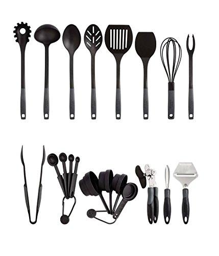 Calphalon Kitchen Essentials Utensil & Gadget Set (Cookware Utensil Set compare prices)