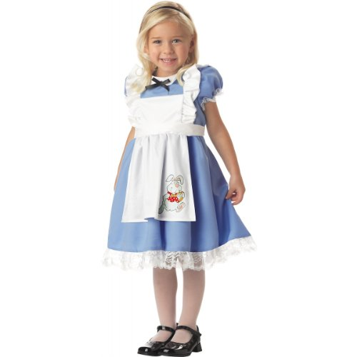 Lil' Alice in Wonderland Costume - Toddler Large