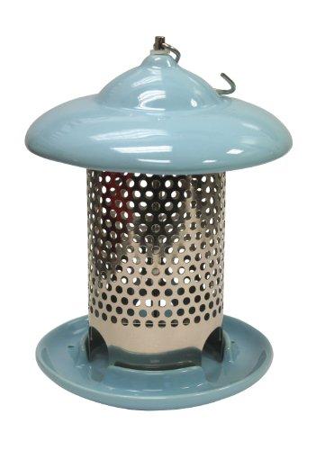 heath-manufacturing-co-ceramic-bird-feeder-blue-holds-1-lb