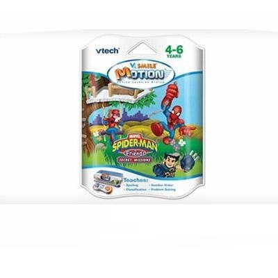 VTech - V-Motion: Spider-man and Friends - 1
