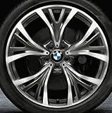 Original BMW Alufelge X6 F16 Y-Speiche 627 in 21 Zoll