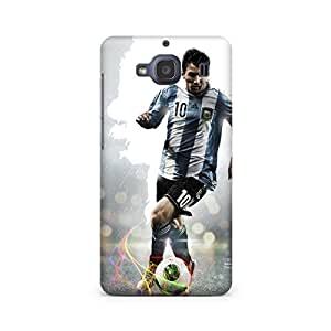 Ebby Messi on the Move Premium Printed Case For Xiaomi Redmi 2s