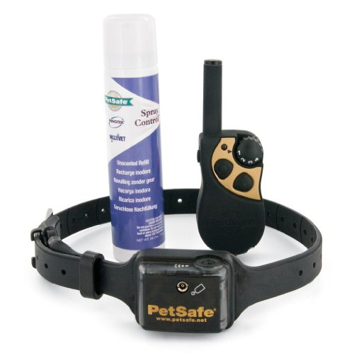 Petsafe Training Spray Collar with Remote (PDT20-11738)