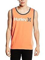 Hurley Camiseta Tirantes One & Only Bi-Colors (Naranja)