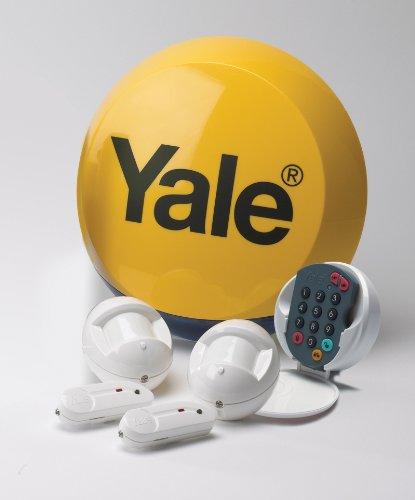 Yale HSA6200 Standard Wirefree Burglar Alarm