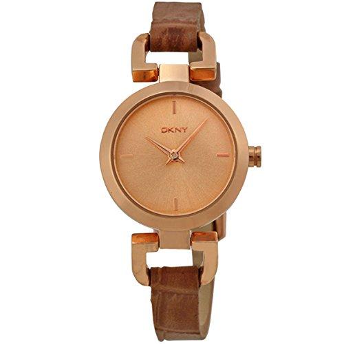 Reloj DKNY para mujer-reloj analógico de cuarzo cuero NY2248