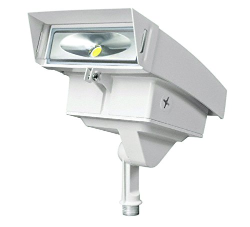Cooper Lighting Xtorfld-Knc-Wt Led Floodlight Kit, Knuckle Mount, Summit White