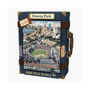 Boston's Fenway Park Puzzle