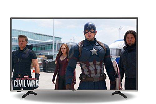 "Hisense H43M3000 43"" 4K Ultra HD Smart TV Wi-Fi - LED TVs (4K Ultra HD, A, 16:9, Black, 3840 x 2160 pixels, Smart Motion Rate (SMR))"
