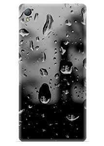 Spygen Premium Quality Designer Printed 3D Lightweight Slim Matte Finish Hard Case Back Cover For Sony Xperia Z3