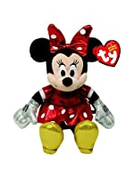 Ty Disney Sparkle Minnie - Mouse Red by Ty