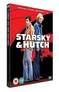 Starsky And Hutch: Season 1, Episodes 1-13 [DVD]