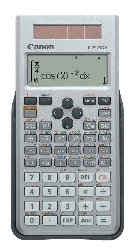 Canon 佳能 F-789SGA 函数科学计算器硬升美版792教程