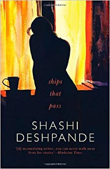 shashi deshpande Familial relationship in shashi deshpande's the dark holds no terrors sradlin asha, phd english department of english bharathiar university.