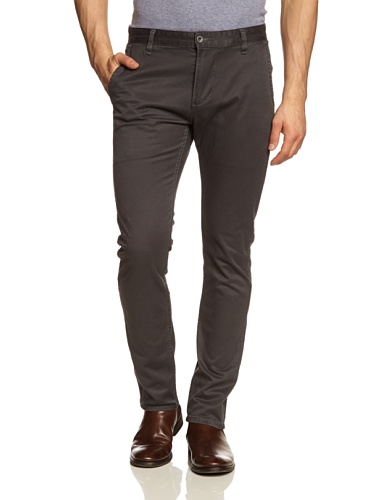 Dockers Dockers® Alpha Skinny Stretch Twill, Pantaloni Uomo, Blu (Blau Forged Iron 004), W36/L34