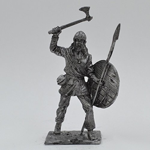 v05-tin-54-mm-viking-with-spear-and-axe-9-10-century-1-32-itemg839gj-uy-w8ehf3125592
