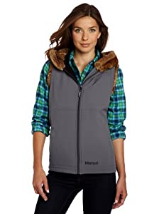 Marmot Women's Furlong Vest, Dark Steel, X-Small