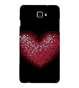 EPICCASE Heart Beat Mobile Back Case Cover For LeEco Letv Le 2 (Designer Case)