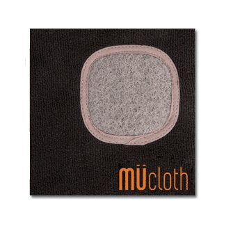 MUkitchen Microfiber Dishcloth with Scrubber, Black - Buy MUkitchen Microfiber Dishcloth with Scrubber, Black - Purchase MUkitchen Microfiber Dishcloth with Scrubber, Black (MEI, Home & Garden, Categories, Kitchen & Dining, Kitchen & Table Linens, Dish Cloths & Dish Towels)