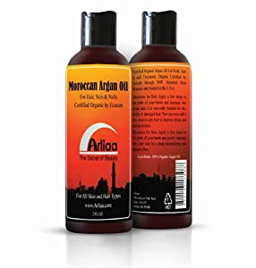 100% Pure Argan Oil Organic - Virgin Argan Oil 2 Oz -Organic Argan Oil - Argan Oil Hair Treatment - Moroccan Argan Oil - Argan Oil for Hair - Argan Oil For Skin - Argan Oil for Face - Argan Hair Serum - Argan Oil Pure - Argan Oil To Be Added to Shampoo - Argan Oil for Hair Growth - Moroccan Oil - Argan Oil Hair - Argan Oil for Stretch Marks - Stretch Marks Prevention - Stretch Mark Oil - Stretch Mark Removal - Best Friend Gifts - 100% Money Back Guarantee