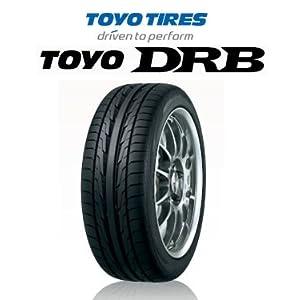 【クリックで詳細表示】[215/35R18 84W XL] トーヨー(TOYO) DRB (ディーアールビー) タイヤ