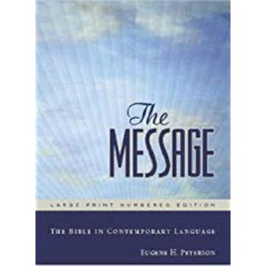 The message translation bible download