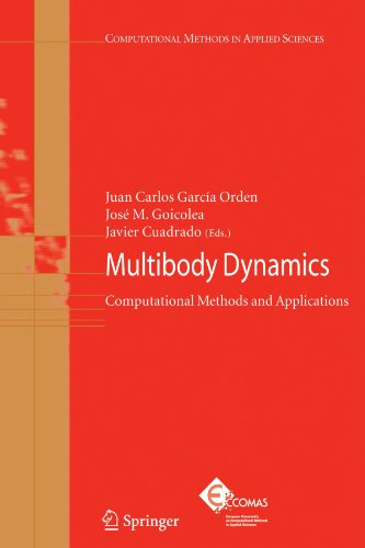 Multibody Dynamics: Computational Methods and Applications (Computational Methods in Applied Sciences)