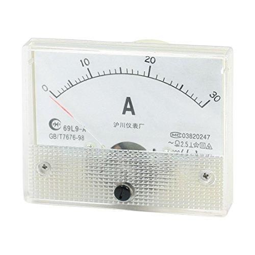 Klasse 2.5 AC 0-30A Stromtester Analog Amperemeter Amperemeter-Panel