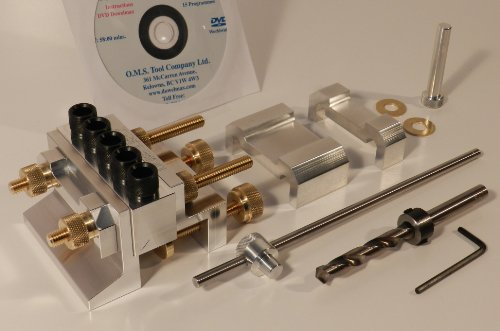 Dowelmax Kit Precision Engineered Joining System