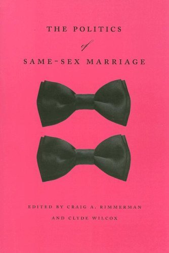 The Politics of Same-Sex Marriage