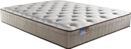 1 Buy Discount Simmons Beautysleep Edgemere Twin Plush Euro Top Mattress Only